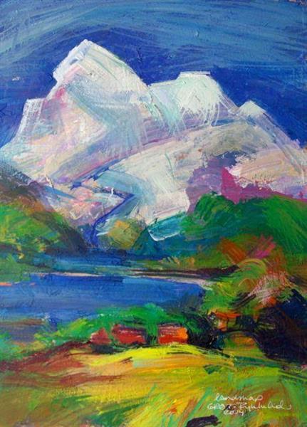 Nordlandsfjell 2