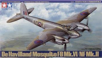 De Havilland Mosquito FB Mk.VI/NF Mk.II