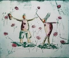 Marianne Gudem-Jeg vil lage rosebed