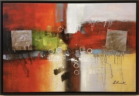 B.Russell - Abstraction 02