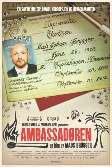 Ambassadøren plakat
