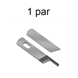 Slipning av Overlockknivar