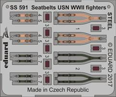 Seatbelts USN WWII fighters