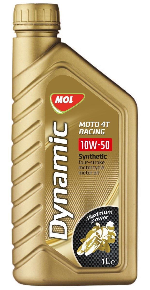 MOL DYNAMIC MOTO 4T RACING 10W50