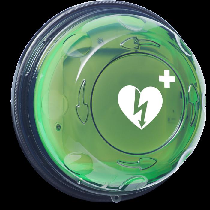 Hjertestartarskap - Rotaid 247 skap
