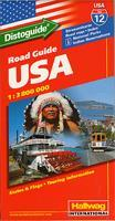 USA 1:3,6 Road Guide