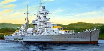 Admiral Hipper 1941
