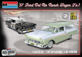 '57 Ford Del Rio Ranch Wagon 2 'n 1