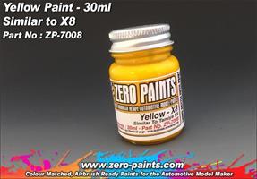 Yellow Paint 30ml