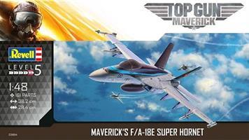 Top Gun: Maverick Maverick's F/A-18E Super Hornet