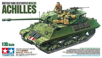 British Tank Destroyer M10 II C 17pdr SP Achilles