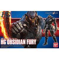 Obsidian Fury