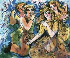 Thorstein Rittun - Blomstring