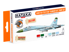 "Early Su-27S/P/UB ""Flanker-B/C"""