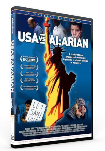 USA mot Al-Arian Spesialutgave DVD