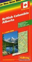 British Columbia/Alberta 1:2 m