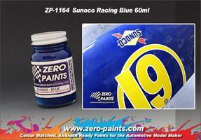 Sunoco Blue Paint 60ml