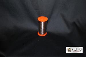 Rustfri tråd, 0,4mm, 250 gr