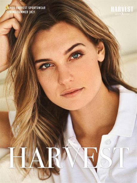 J.Harvest, Profilkläder