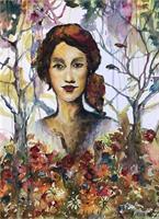 Kjersti Stokke-My garden
