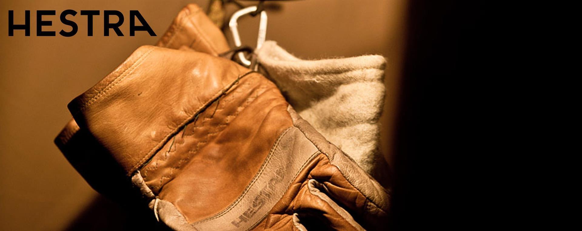 Hestra handsken