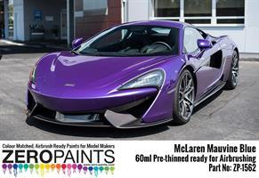 McLaren Mauvine Blue (Purple)