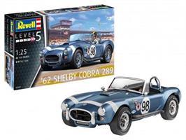 '62 Shelby Cobra 289 -  Model Set