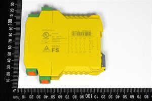 Safety relais 4S/1K/KAT2/d/SIL2/A/M