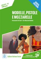 Modelle, pistole e mozarelle, italiensk novelle og lydbok