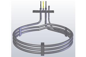 Heating Element D250 400V 3,3K