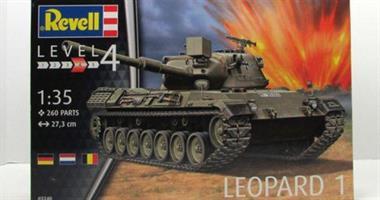 Leopard 1 2. - 4. Produktionslos