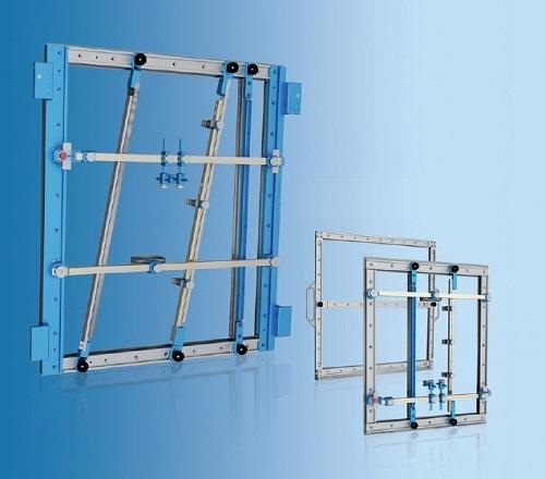 SCS frames for wave and selective soldering