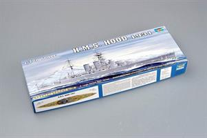 HMS Hood 1931