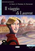 Il viaggio di Laurent, novelle med CD
