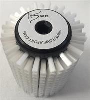 Rotoborste 100 mm Nylon Mjuk