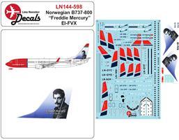 Norwegian B737-800