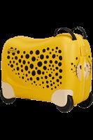 Dream Rider Suitcase Cheetah
