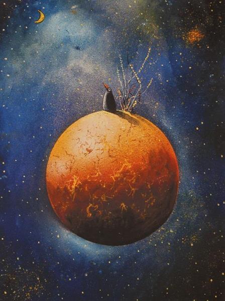 Tor Rafael Raael-Min egen planet