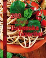 200 läckra italienska favorite