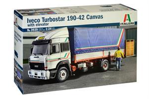 IVECO TURBOSTAR 190-42 CANVAS