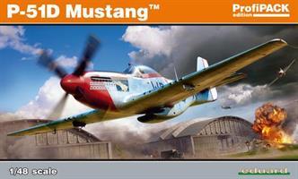 P-51D Mustang - profipack