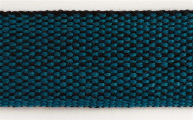 Holbi - Svart og Petrol blå