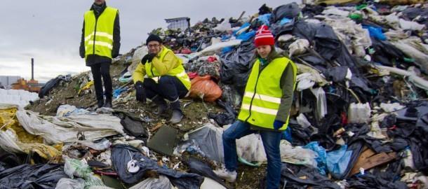 """""""Politik hinder för återvinning av mineraler"""""""
