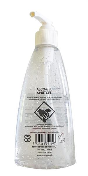 Alco gel 85% 200 ml