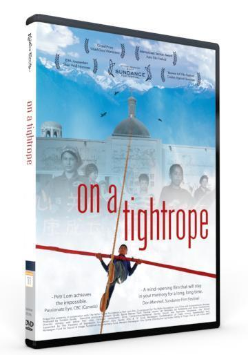 On a Tightrope DVD (institusjonell)