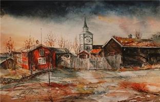 Jan Berg-Røros høst
