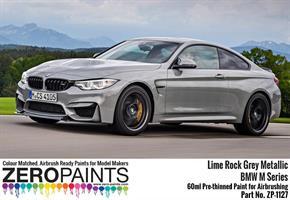 BMW Lime Rock Grey Metallic