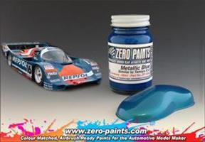 Metallic Blue Paint (Similar to Tamiya X13) 60ml