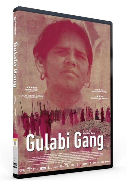 Gulabi Gang DVD