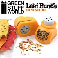Miniature Leaf Punch ORANGE